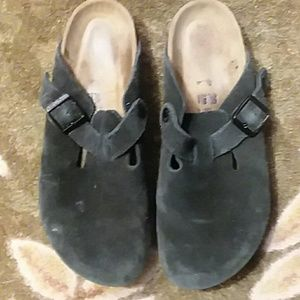 Birkenstock slip on clogs